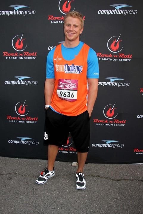 Las Vegas Rock N Roll Marathon 2012