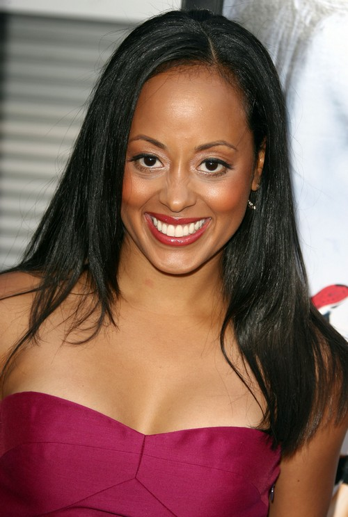 CDL Exclusive: Interview With Essence Atkins – The Star Of Paranormal Activity parody A Haunted House