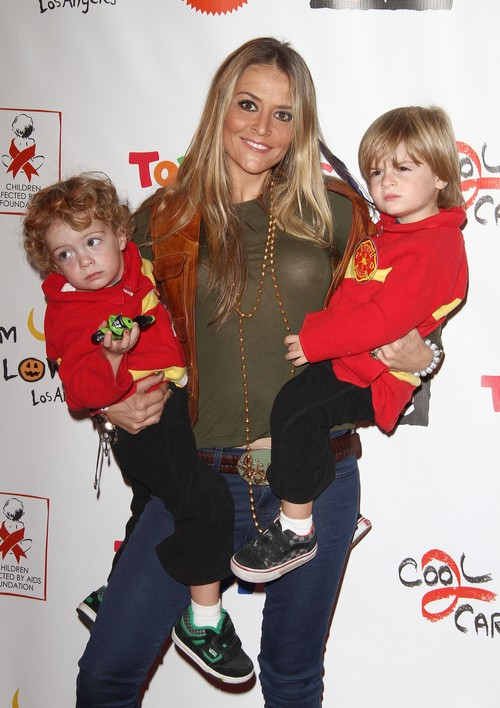 Brooke Mueller's Brother Awarded Guardianship of Charlie Sheen's Twins: No Therapy for Bob and Max