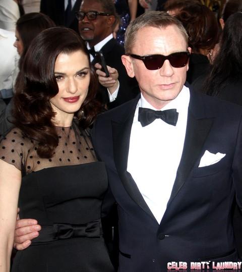 Daniel Craig S Marriage On The Rocks Rachel Weisz Says
