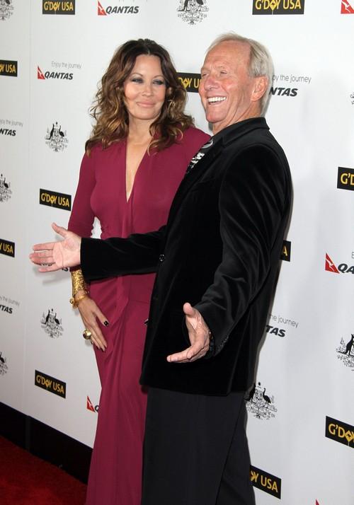 Paul Hogan Divorce: Wife Linda Hogan Divorcing Crocodile Dundee!
