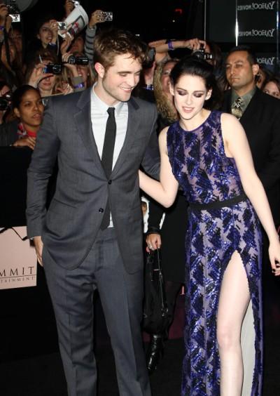 Busy Schedules Splitting Up Kristen Stewart And Robert Pattinson 0611