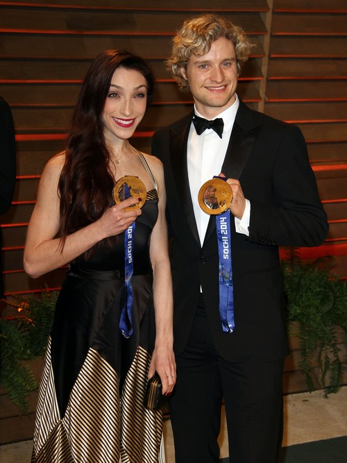 Video: Meryl Davis and Charlie White Dance On DWTS #DWTSFinale