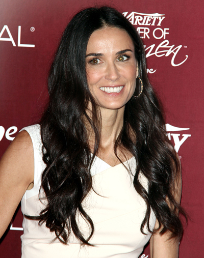 "Demi Moore Returns To Twitter, No Longer Wants To Be ""Mrs Kutcher"""