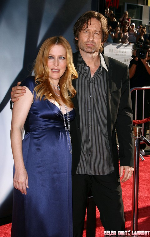 The X Files I Want To Believe Premiere In Hollywood