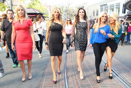Real Housewives of Orange County: Tamra Barney And Alexis Bellino Conflict
