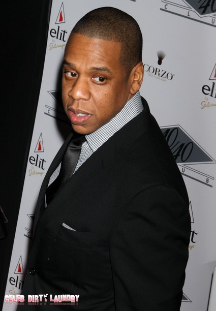 Focus On Yourself Jay-Z And Shut Up About Rihanna And Chris Brown