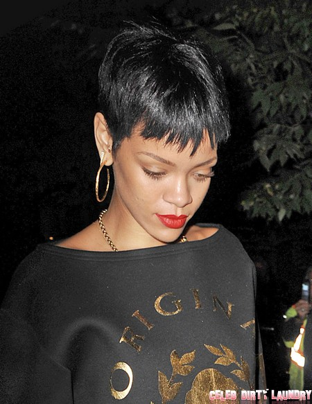 Did Rihanna and Chris Brown Spend 20 Minutes Having Bathroom Sex?