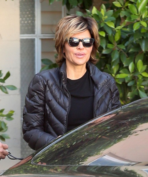 Accept. interesting What does lisa rinna eat have