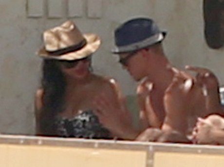 Exclusive... Naya Rivera Got Married In Cabo!!