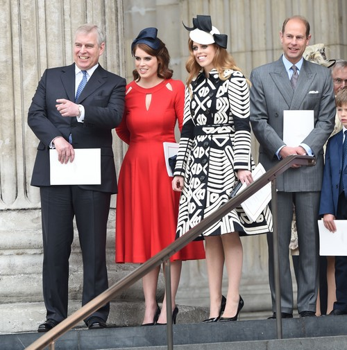 Queen Elizabeth Insulted: Princess Beatrice Slashes Ed Sheeran's Face During Knighting Prank