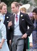 Members of The Royal Family Attend Wedding in Norfolk