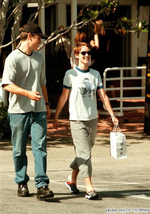 Winona Ryder Amp Matt Damon Seem To Be More In Love Every