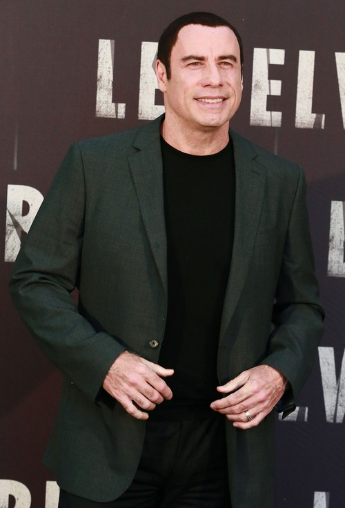 John Travolta Heals The Sick With Scientology Medical Procedure