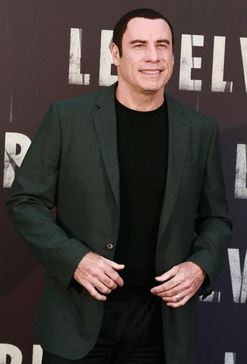 John Travolta Heals The Sick With Scientology Medical Procedure