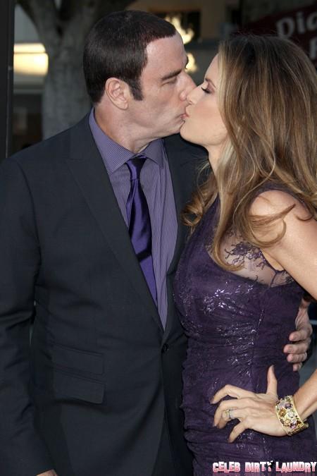 The Shocking Details Of John Travolta's Sex Tape