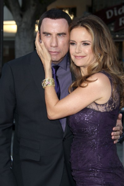 Kelly Preston Calls Off Divorce, Wants More Children With John Travolta 0629