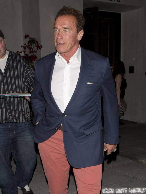 Arnold Schwarzenegger & Maria Shriver Not Over Yet - Reconciliation In The Works?