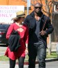 Semi-Exclusive... Seal Grabs Lunch With A New Lady Friend