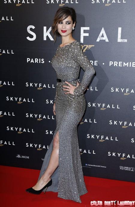 James Bond 'Skyfall' Paris Premiere