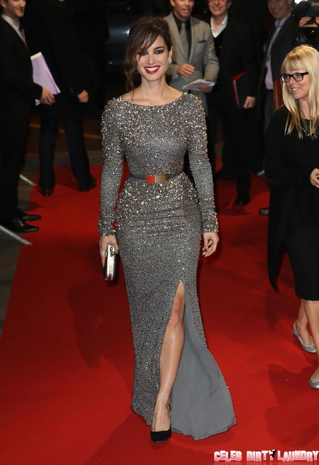 James Bond 'Skyfall' Paris Premiere