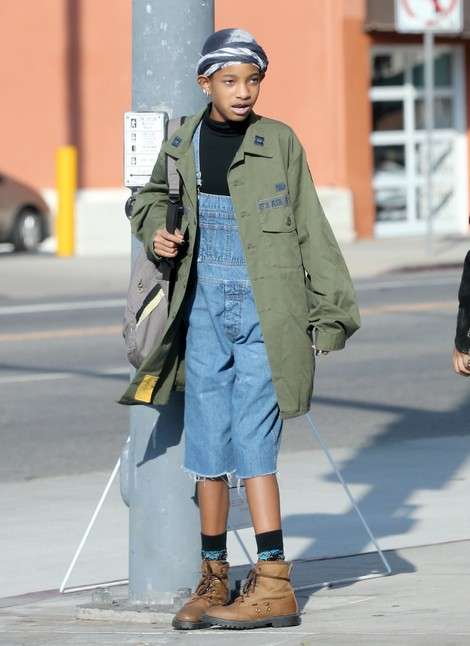 Is Willow Smith The Next Lindsay Lohan?