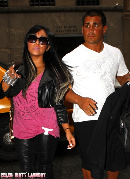 Did Snooki Get Engaged on Valentine's Day???