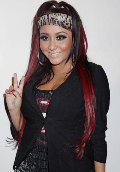 Pregnant Snooki Wants To Be The Next Kourtney Kardashian