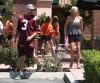 Britney Spears & David Lucado Lunch At Corner Bakery