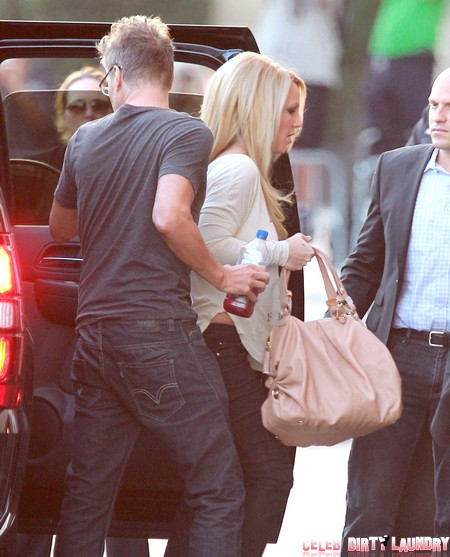 Report: Jason Trawick Cheated On Britney Spears – Is She Going To Go Crazy Again?