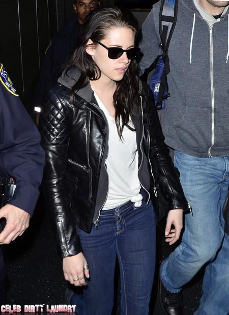 Kristen Stewart Can't Wait To Watch The Hunger Games