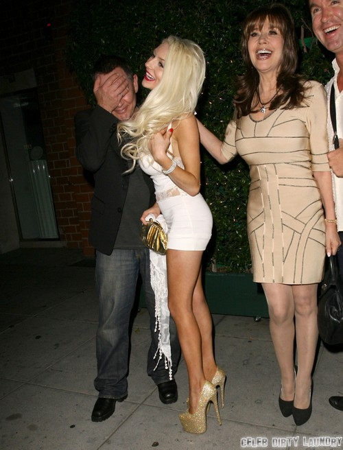 Courtney Stodden And Doug Hutchison Reveal Intimate Parts That Will Shock You (VIDEO)