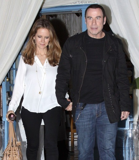 John Travolta Does Damage Control And Releases Mother's Day Video With Kelly Preston (Video)