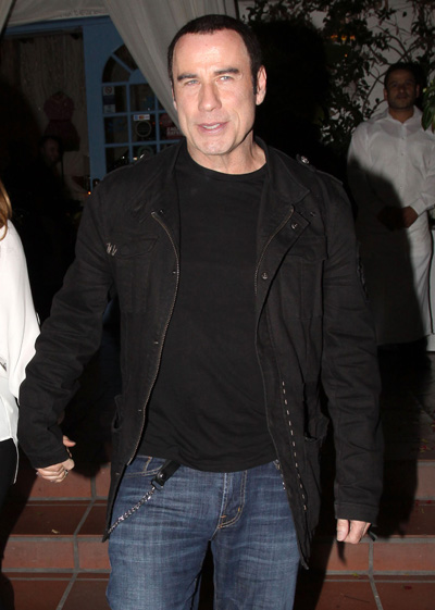 Report: John Travolta Had A Gay Affair With His Pilot, Doug Gotterba, For Six Years! (Photo)