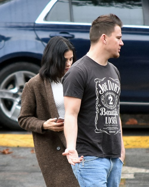 Channing Tatum and Jenna Dewan's Nasty Public Fight: Jenna Upset Over Channing's Nude Tweet?