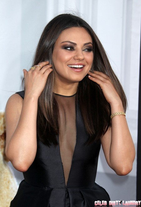 Mila Kunis And Ashton Kutcher Are An Official Couple