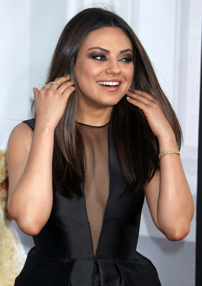 """Mila Kunis Calls Her Lifestyle """"Mediocre"""" — Does She Want A Family With Ashton Kutcher?"""