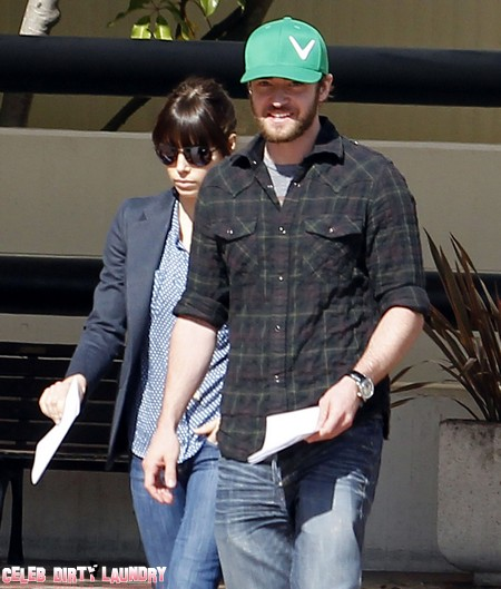 Jessica Biel and Justin Timberlake Facing Wedding Woes