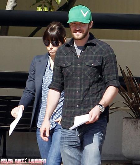 Jessica Biel and Justin Timberlake Facing Wedding Woes