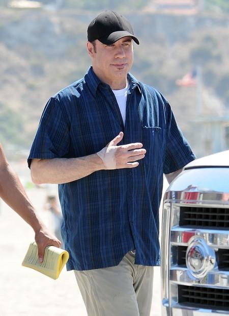 John Travolta Bribes Masseur For Gay Prostitution
