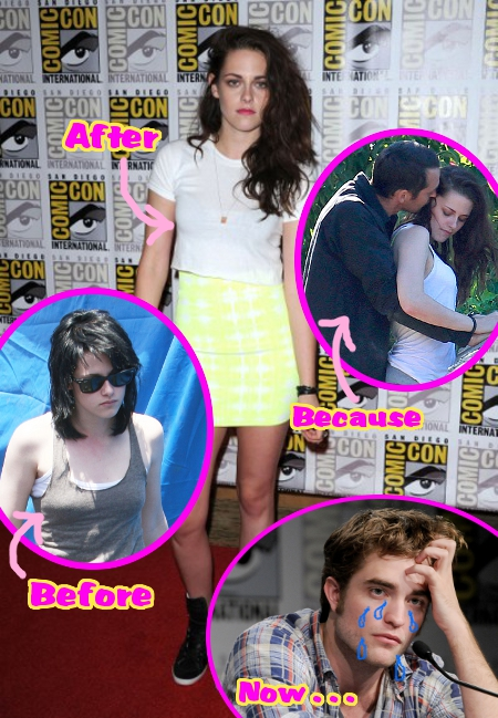 Kristen Stewart Got a Boob Job for Rupert Sanders (Photo)
