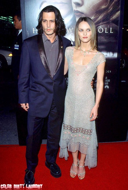 Report: Johnny Depp Stops Drinking To End His Separation With Vanessa Paradis