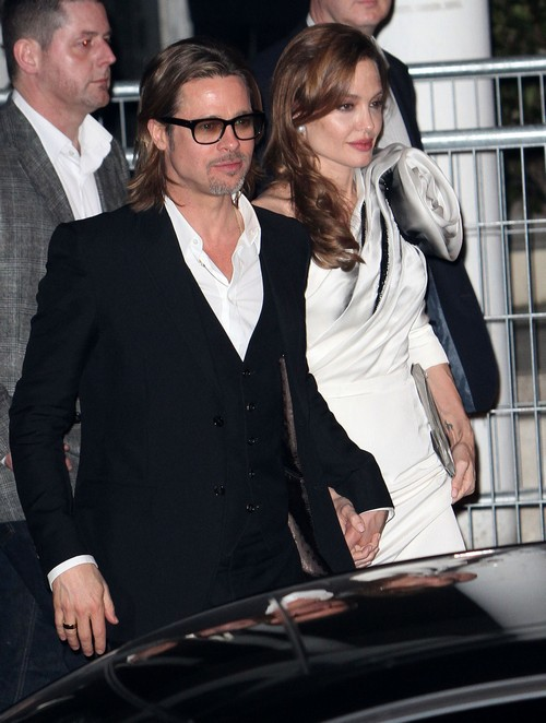 Angelina Jolie And Brad Pitt Pregnant, It's A Boy! - Report