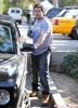 Semi-Exclusive... Mark Wahlberg Out For Lunch with His Boys