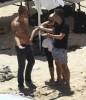 Exclusive... Paul Walker Doing A Photo Shoot For Davidoff's Cool Water