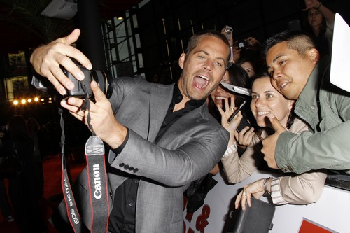 Paul Walker Dies At The Age Of 40 ***FILE PHOTOS***