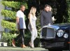 Kim Kardashian & Kanye West Spend Thanksgiving In Miami