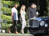 Kim Kardashian & Kanye West Spend Thanksgiving In Miami