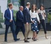 The Duke And Duchess Of Cambridge And Prince Harry Attend The Launch Of Heads Together Campaign