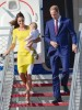 Prince William & Kate Arrive In Sydney